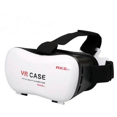 wholesale plastic VR case oculus rift