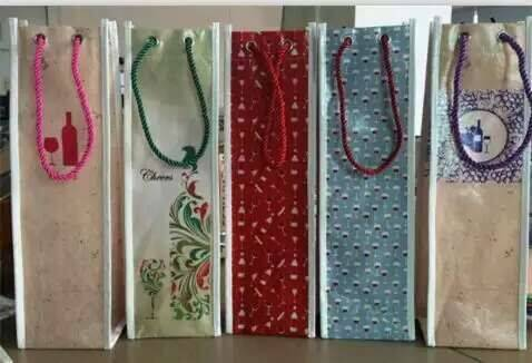 Nonwoven Bags Wine Bags