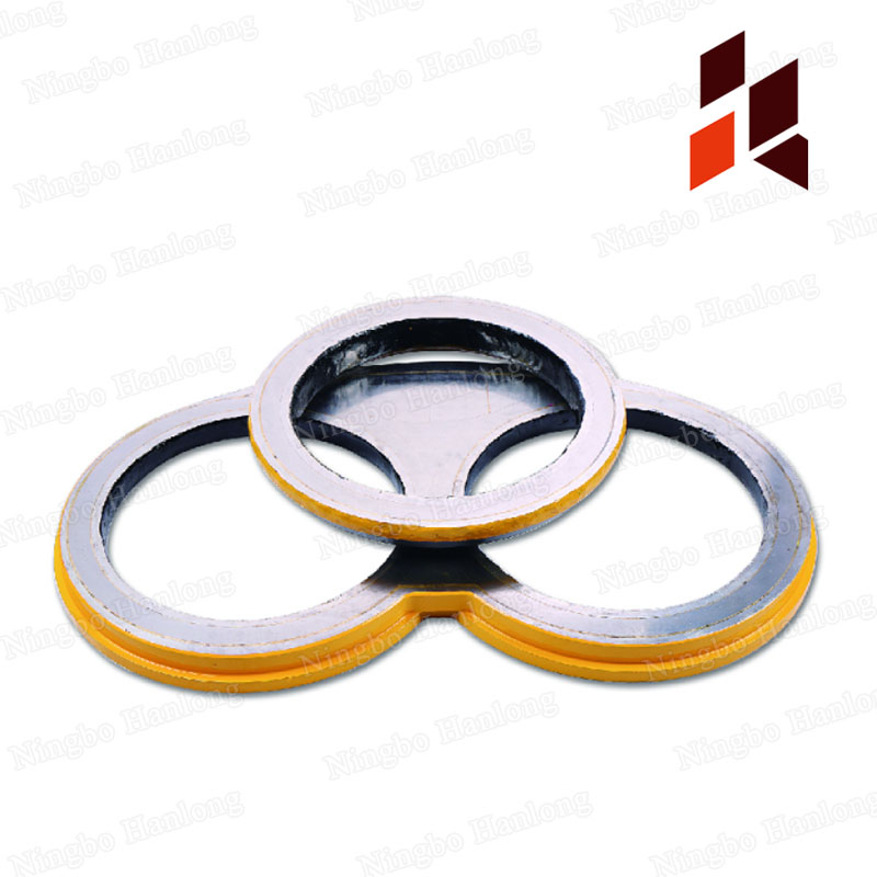 Schwing wear plate and ring