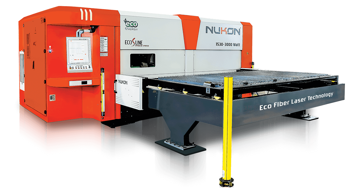 Nukon ECO S-Line -Fiber Laser Cutting Machine