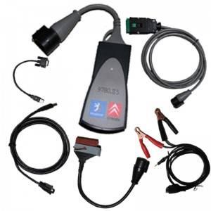 New 2011 Lexia Diagbox 6.01 Citroen Peugeot diagnostic LEXIA3