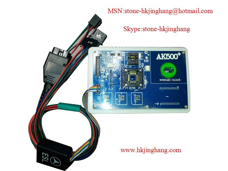 New Released Mercedes Benz AK500+ Key Programmer