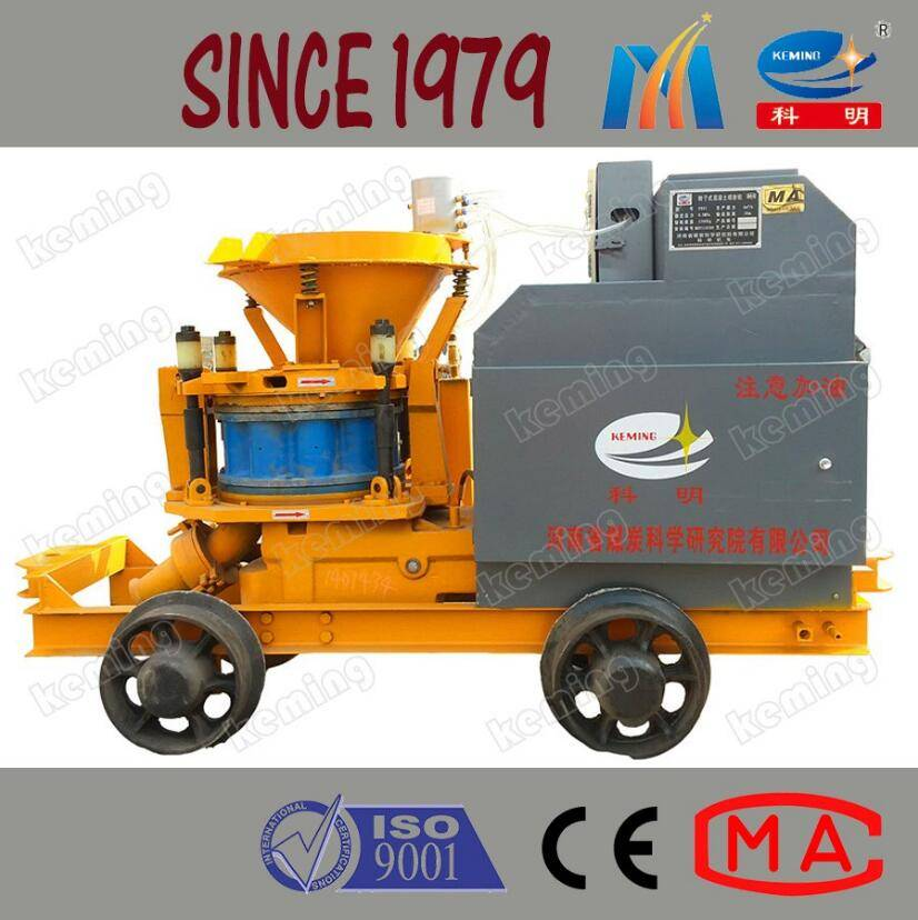 6ms/h Wet Shotcrete Machine for Sale