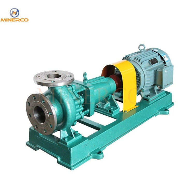 Ih Series Stainless Steel Horizontal Chemical Pump for Industrial Project