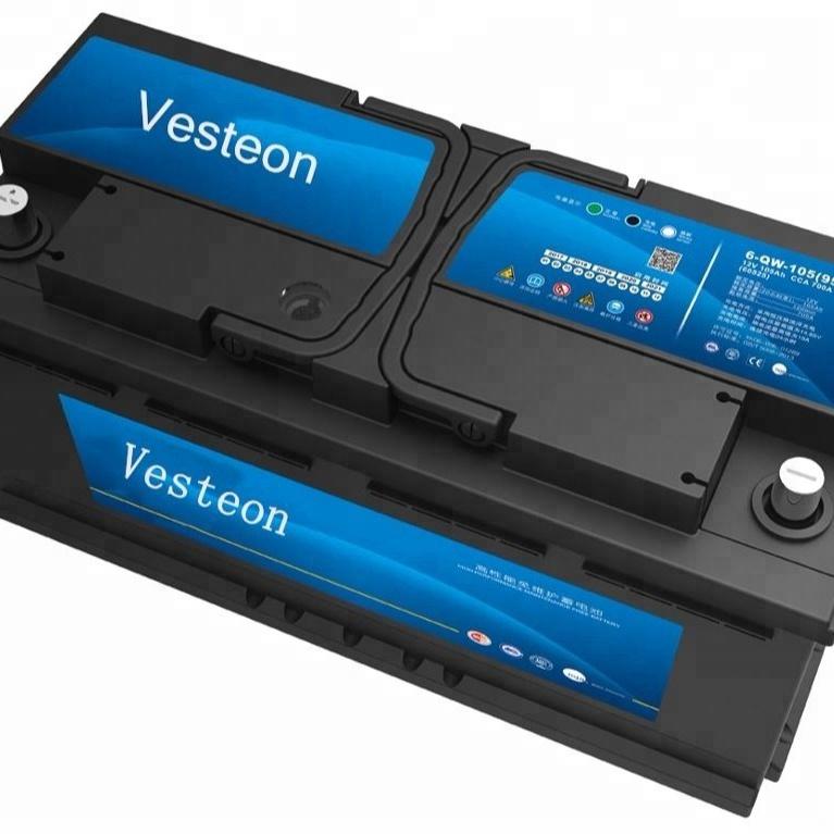 Vesteon 12V195AH Truck Battery 12V Auto battery for truck for sale