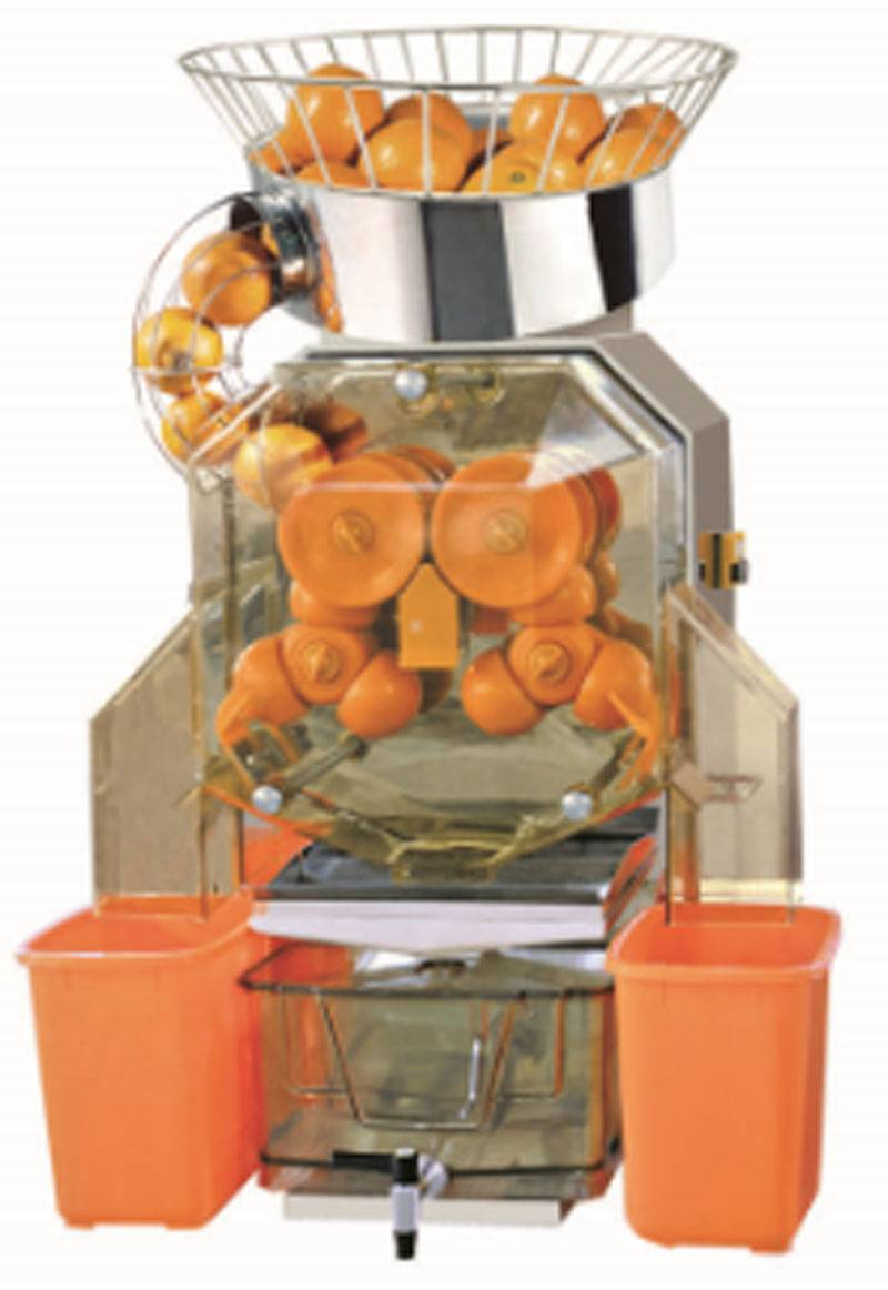 Automatic Orange Juicer Machine Freshly