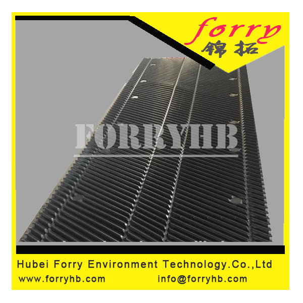 PVC infill width 1220mm with any length for cooling tower