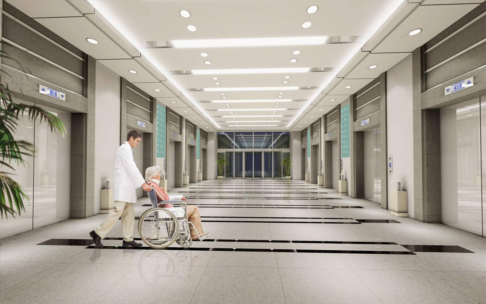 Hospitable Elevator / Lift HK-H001