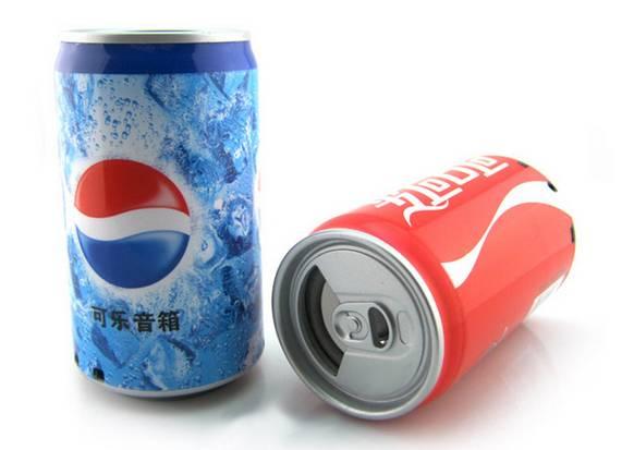 Coke Speakers,Digital Speaker,FM