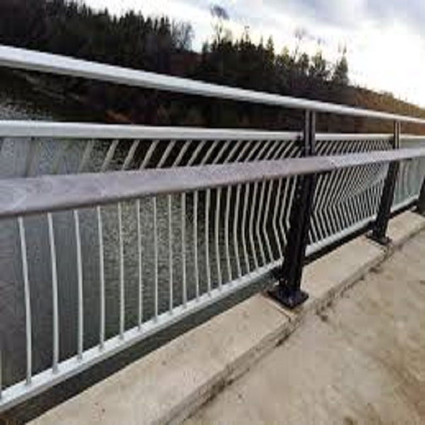 Competitive Price and Durable Hot-dip Galvanized Parapet Balustrades Handrail for Construction