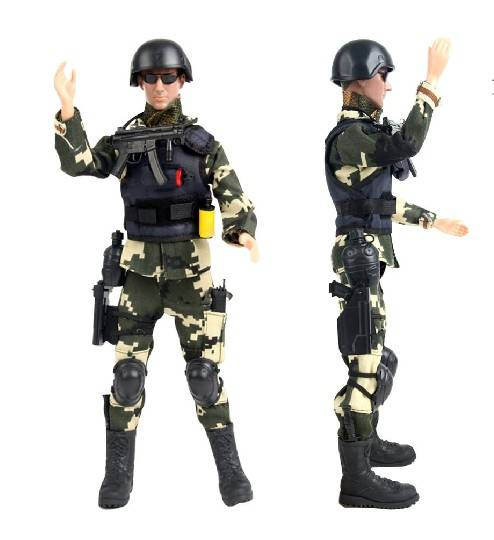Best Military Toys : Cs army model special forces equipment top weapons