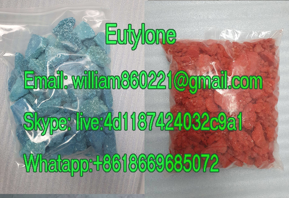 99.9% Purity bule Eutylone red eutylone Research Chemical Stimulant crtsyal eu