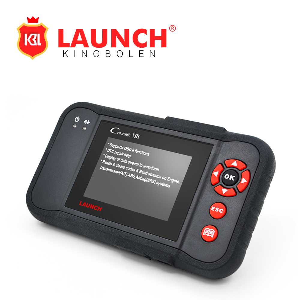 Launch X431 Code Reader Creader VIII X-431 Creader 8 Update Via Official Website Same as CRP129