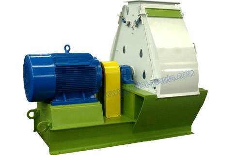 water drip type hammer mill for poultry feed(CE)