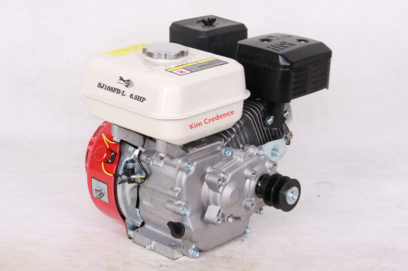 SJ168FB-L 6.5hp GASOLINE ENGINE with high quality