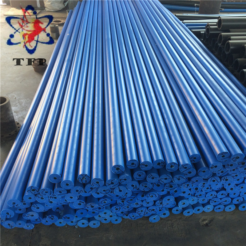 Wear resistance lining uhmwpe pipe