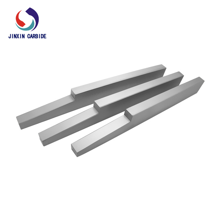 Tungsten Cemented Carbide Strips K10 For VSI Crusher Machine