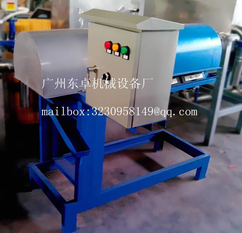 PD-200 oil skimmer for sewage processing plant