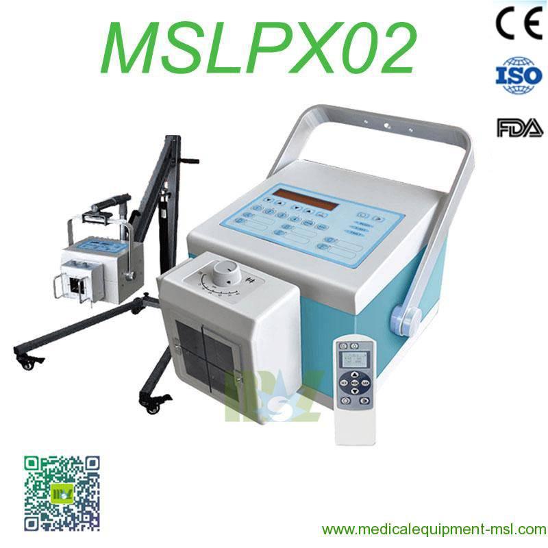 Digital portable x-ray machine-MSLPX02