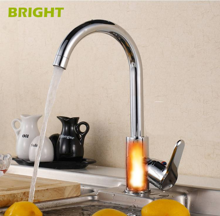 Kitchen Faucets-Instant Heating Faucets