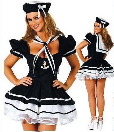 Sailor Girl Sexy Costume
