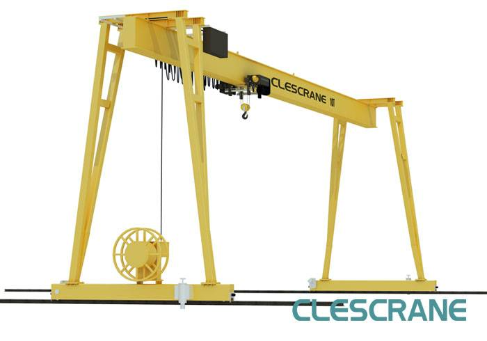 CHG Series Electric Hoist Gantry Crane