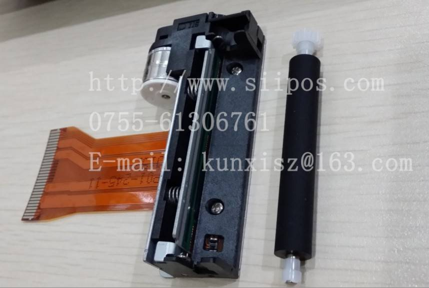 LTP01-245-11Thermal print head, movement
