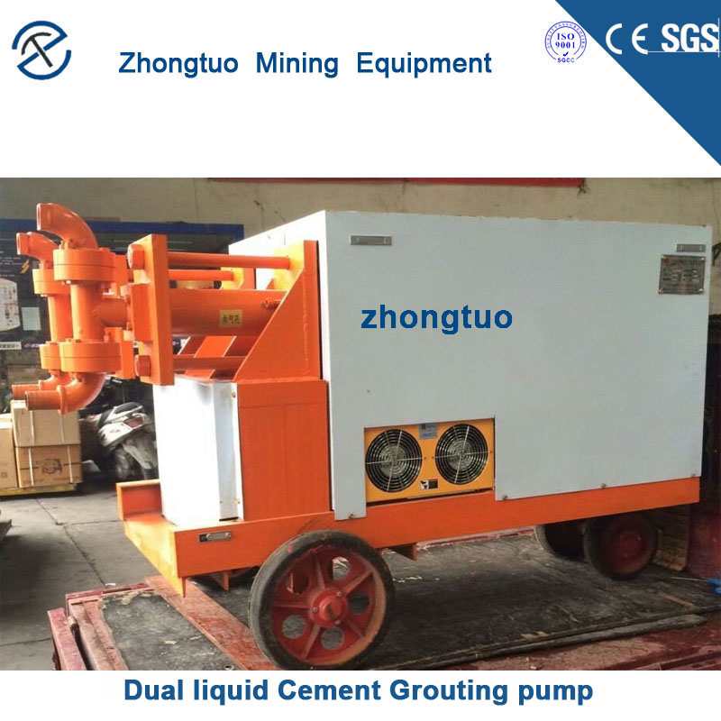 China Dual liquid Cement Grouting pump Manufacturers