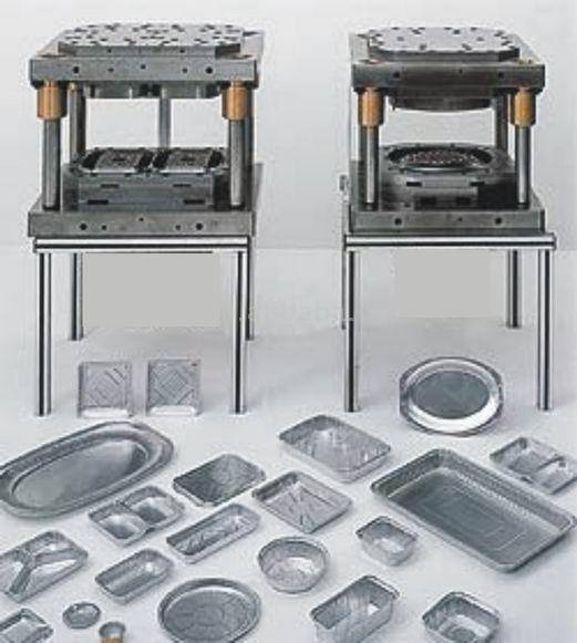 Sell looking for agent of Aluminum foil container making machine
