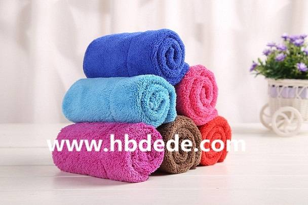 bath towel water-absorbing quality