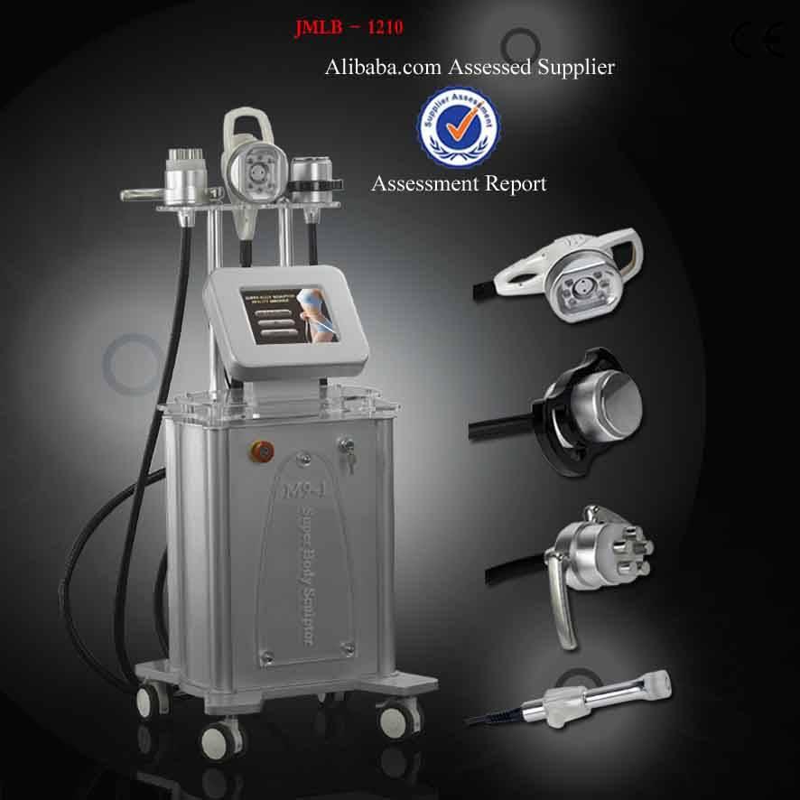Top sales !! JMLB - 1210 50K cavitation RF body shaping machine
