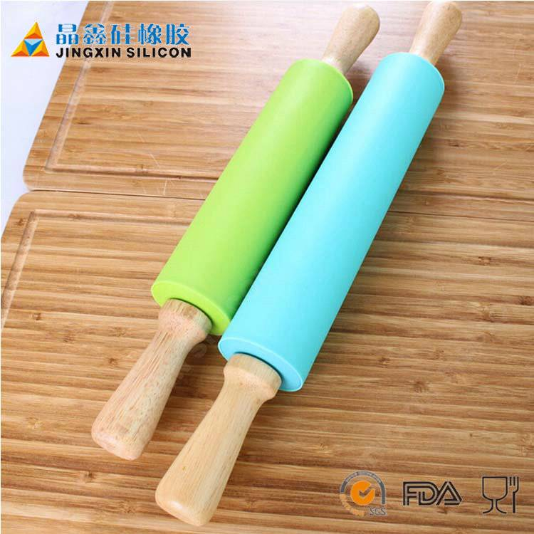 Silicone Material Promotional Foldable Flour Rolling Pin