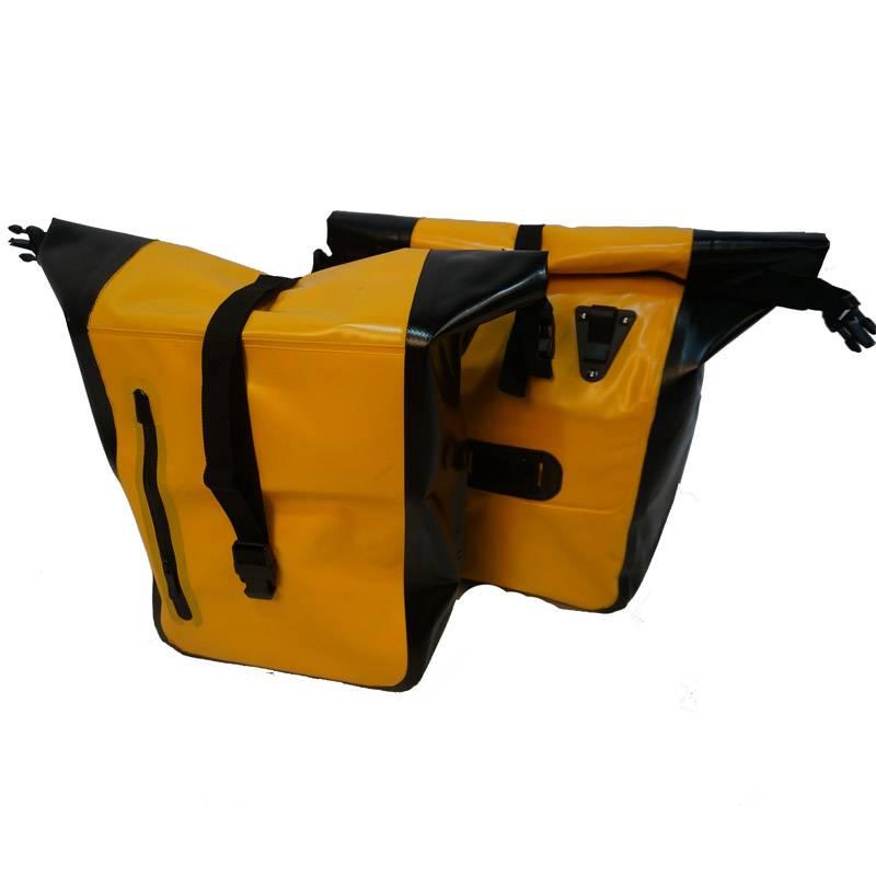 bicycle pannier bag waterproof bicycle bag