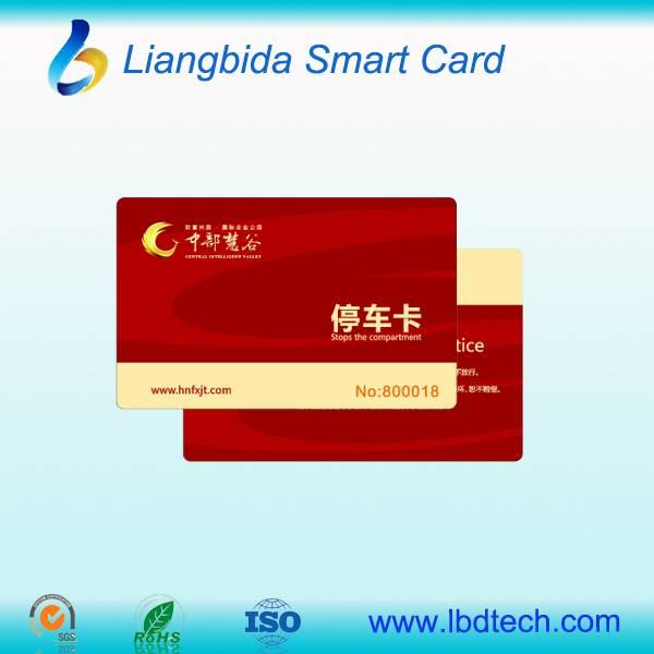 Shenzhen Market PVC Card Supplier