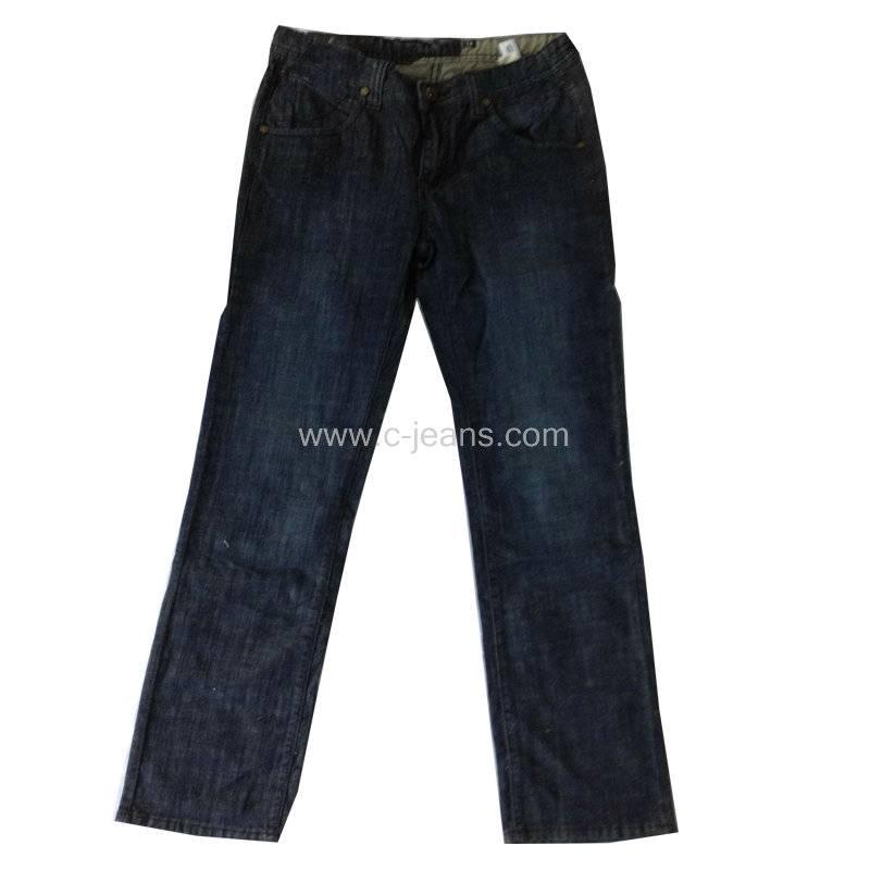 Men Cheap Straight Jeans