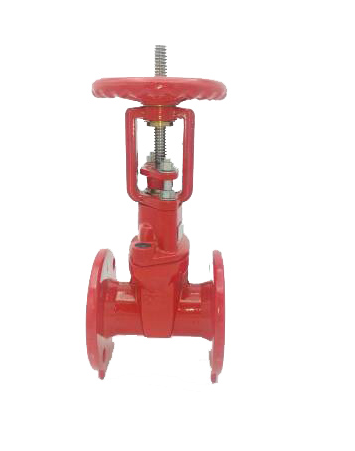 Pentair FM Approved Rising Gate Valves