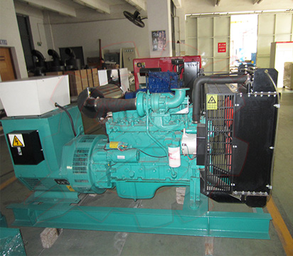 50KW Cummins Generator Set