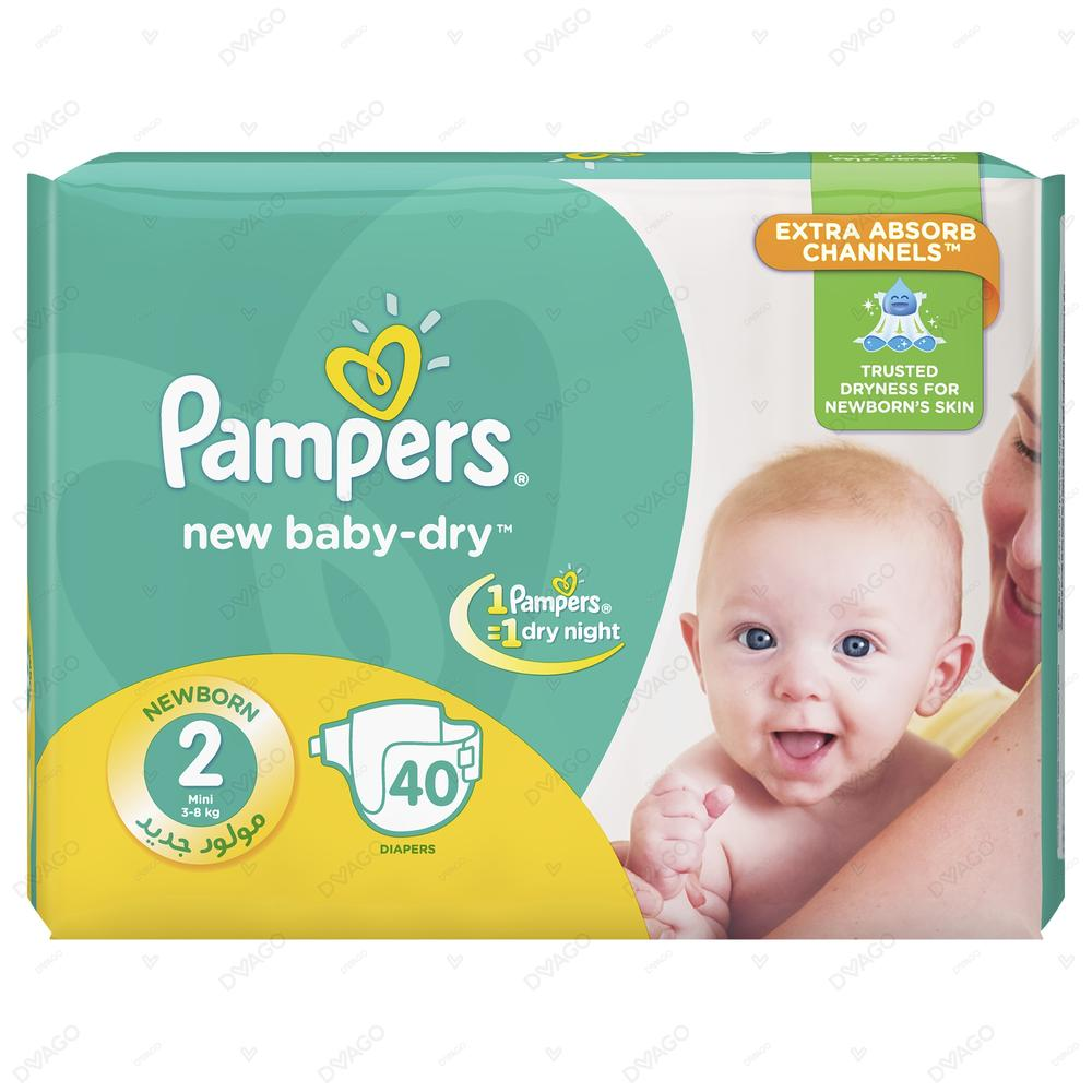Original baby pampers diapers