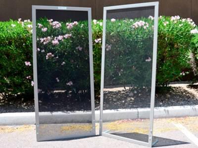 Anti-pollen Window Screen