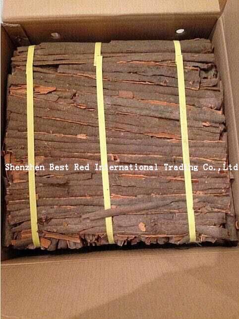 China Cassia whole pressed/split/tube