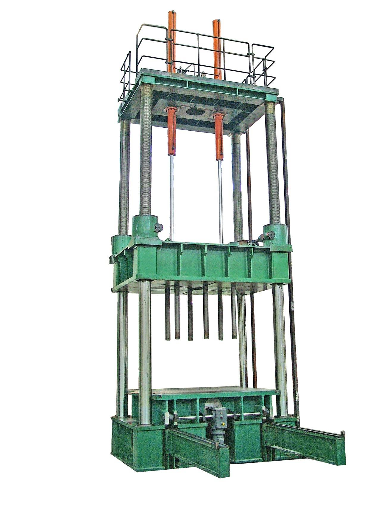 HJ018 Motor Rotor Shaft Press-in Hydraulic Press