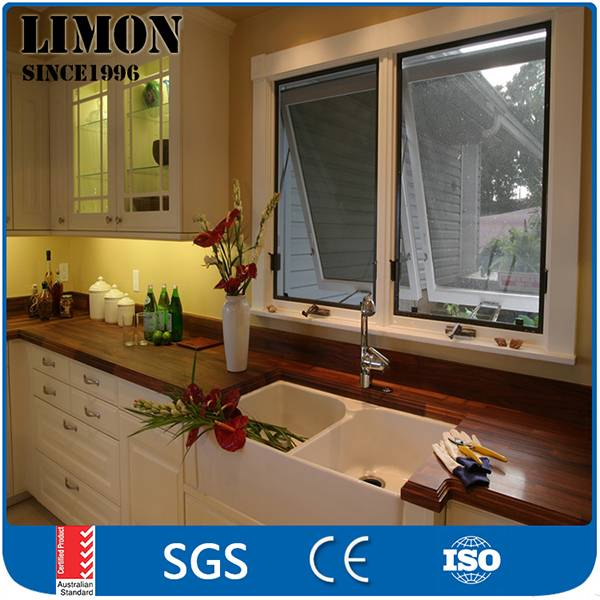 Windows Manufacturer Double Glazed Cheap Aluminum Awning Window