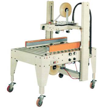 China Fully-Automatic paper carton box sealing machine