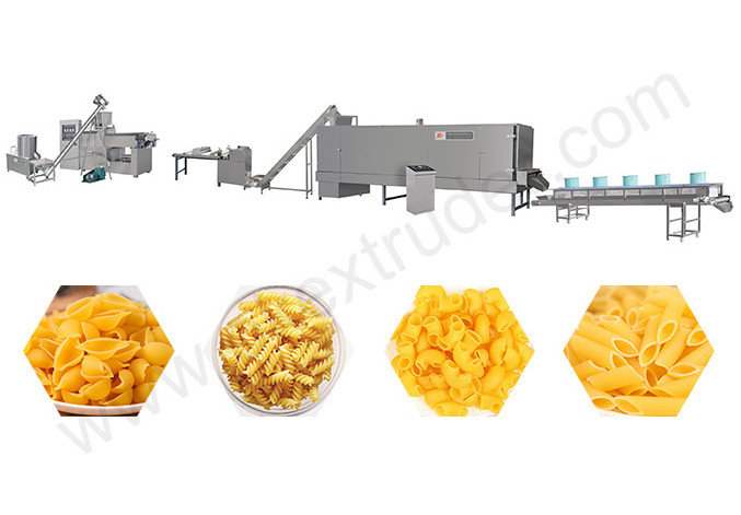 Pasta/Macaroni Production Line