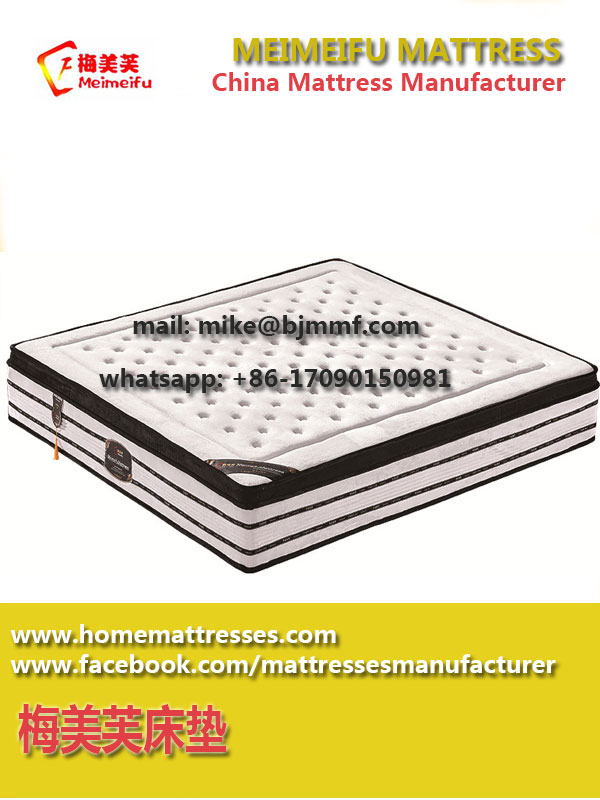 China Products Pocketed Spring Mattress Sale | Meimeifu Mattress