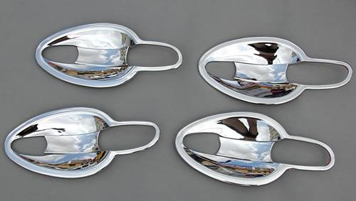 Chrome Door Handle Bowls For Mazda CX-5