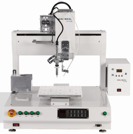 4 axis robotic solder