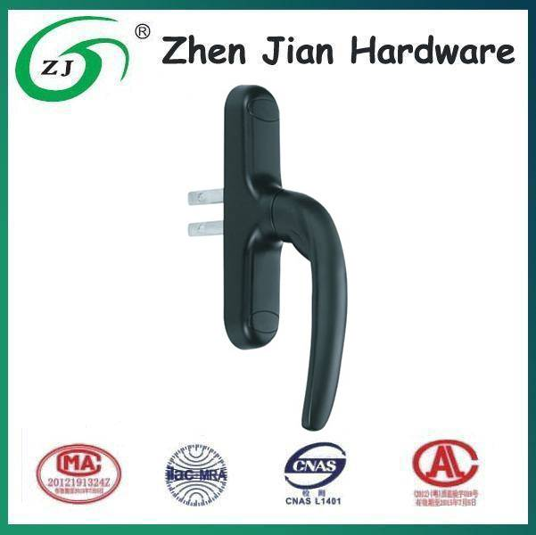Hot sale hardware handle lock for flush door and window, China factory