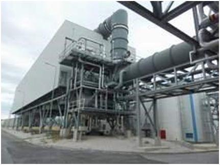 80 MW Pratt & Whitney FT8 Gas Turbine Power Plant