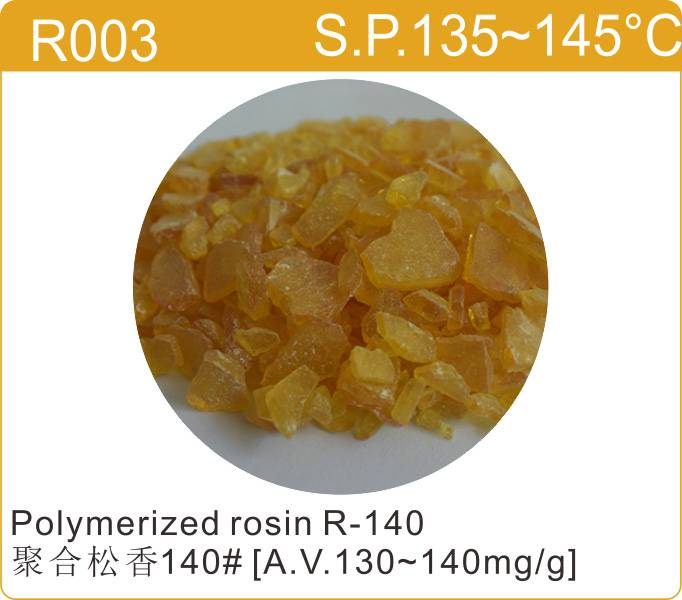 Wholesale Polymerized rosin R-140
